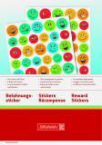 BRUNNEN Stickerblock Smiley A5