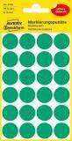 Avery Zweckform Markierungspunkt 18mm grün