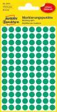 Avery Zweckform Markierungspunkt 8mm grün