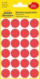 Avery Zweckform Markierungspunkt 18mm rot