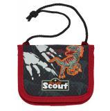Scout Brustbeutel 'Dino Bite'