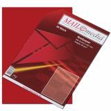 Lemppenau + Rössler-Kuvert Briefpapier rot
