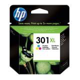 HP Tintenpatrone 301XL cyan/magenta/gelb