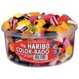 Fruchtgummi-Mischung Haribo Color-Rado 1.000 g/Pck.