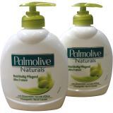 Palmolive Flüssigseife Naturals Olive