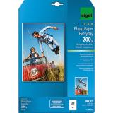 SIGEL Fotopapier Everyday 200 g/m² 20 Bl./Pack.