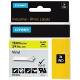DYMO® Schriftbandkassette IND Vinyl 19 mm x 5,5 m