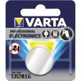 Varta Knopfzelle CR2016