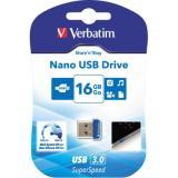 Verbatim USB Stick Store n Stay NANO USB 3.0 16 Gbyte