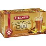 Teekanne Tee Länder New York Chai