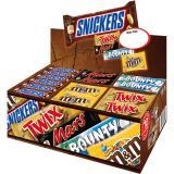 MARS® Schokoriegel Topseller Box