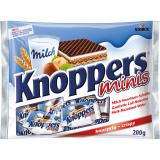 Waffelgebäck Knoppers Minis 200g/Pg