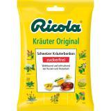 Ricola Bonbon Schweizer Kräuterbonbon zuckerfrei
