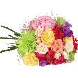 Blumenstrauß Bunte Vielfalt