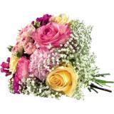Blumenstrauß Blühende Grüße