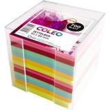Zettelbox farbig