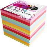 Zettelboxeinlage farbig
