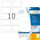 HERMA Namensetikett SPECIAL 80 x 50 mm (B x H) 200 Etik./Pack.