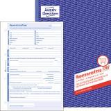 Avery Zweckform Reparaturauftrag Formular