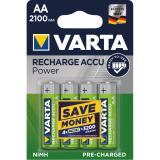 Varta Akku Recharge Accu Power Mignon/AA 2.100 mAh