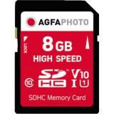 AgfaPhoto Speicherkarte SDHC 8 Gbyte