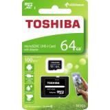 TOSHIBA Speicherkarte microSDXC M203 64 Gbyte