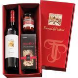 Rotwein Teruzzi & Puthod Risotto+Pesto pikant