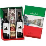 Rotwein Bella Italia Pasta+Sugo pronto