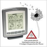 technoline® Wetterstation WD 9565