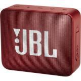JBL Lautsprecher GO2 mit Bluetooth Schnittstelle 3,1 W rot