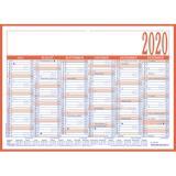 ZETTLER Tafelkalender 908