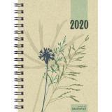 ZETTLER Taschenkalender aus Graspapier 639