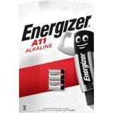 Energizer Batterie A11 E301536100 Alkali Mangan 2 St.Pack.
