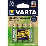 Varta Akku Recycled 56816101404 AA NIMH 2.100mAh 4 St.Pack.