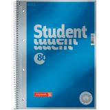 BRUNNEN Collegeblock Student Premium DIN A4 punktiert