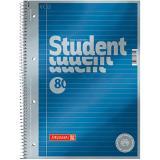 BRUNNEN Collegeblock Student Premium DIN A4 liniert mit Rand
