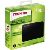 TOSHIBA Festplatte Canvio BASICS HDTB405EK3AA 500GB