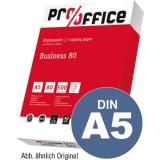 Pro/Office Kopierpapier Business DIN A5 80 g/m²