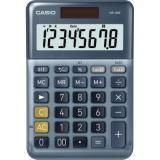 CASIO® Tischrechner MS-80E 8st Batterie/Solar
