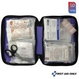 Westcott Erste Hilfe Tasche DIN 13164 blau gefüllt