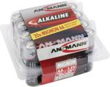 ANSMANN Batterie RED Mignon AA / LR06 -20er Box