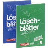 Löschpapierblock DIN A4