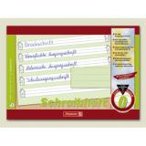 Schreiblernheft DIN A5, Lineatur 0
