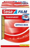 tesa® Klebefilm tesafilm® transparent Office-Box 25mm