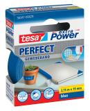 tesa® Gewebeband extra Power® Perfect 19 mm blau