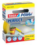 tesa® Gewebeband extra Power® Perfect 19 mm gelb