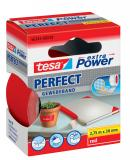 tesa® Gewebeband extra Power® Perfect 38 mm rot