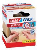 tesa® Packband tesapack® Express transparent