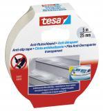 tesa® Antirutschband 25 mm x 5 m transparent
