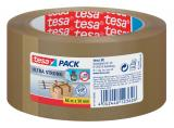 tesa® Packband tesapack® Ultra Strong 50 mm x 66 m (BxL) braun